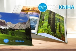 Fotokniha A4 na výšku: 40, 60 nebo 80 stran...