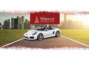 VÁNOČNÍ AKCE: Zážitková jízda v Porsche Boxster 1+5 kol...