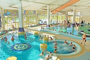 Maďarský Sárvár v přepychovém 4* hotelu Park Inn s neomezeným vstupem do termálů + na výběr z…...
