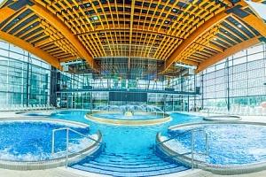 Vysoké Tatry ve Vila House Family se snídaní, vstupem do aquaparku a saunou...