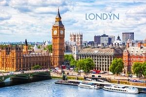 3denní Londýn s plavbou po Temži i návštěvou ateliérů H. Pottera...