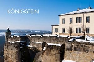 1denní výlet na adventní trhy u pevnosti Königstein v Německu...