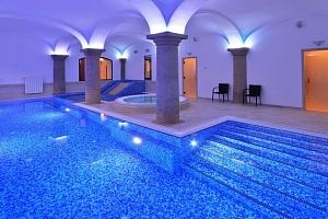 Hotel Malý Pivovar**** v Českém ráji s wellness a romantickou večeří...