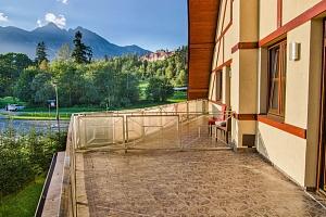 Výhled na Tatry, wellness a 2 děti zdarma v hotel Tulipán***...