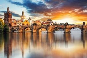 Praha přímo v centru u Karlova náměstí v Hotelu U Svatého Jana *** se snídaní...