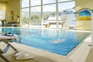 Rakousko v Naturparkhotelu Lambrechterhof **** s wellness, polopenzí a výhodami...