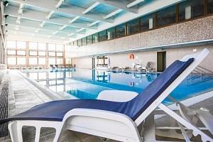 Balaton v Hunguest Bal Resortu **** s polopenzí, neomezeným wellness a masáží...