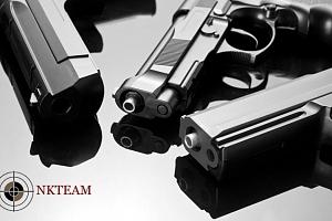 Střílení z mnoha druhů zbraní pro amatéry i zkušené na různých střelnicích NK – teamu...