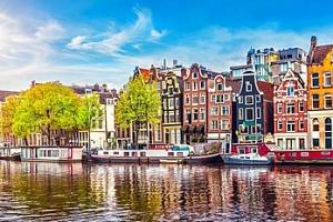3denní poznávací zájezd zájezd do Amsterdamu, březen-květen...