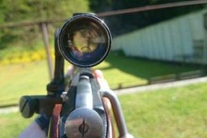 Zážitkové střílení v Ostravě...