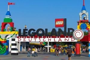 Legoland v Německu, 1denní výlet pro 1 osobu včetně vstupenky...