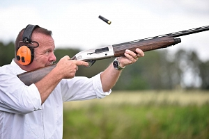Sebeobranný kurz střelby s puškou...