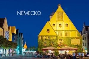 Předvánoční výlet do Weidenu v Německu - nákupy, aquapark...