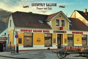 Relaxační pobyt na 3 nebo 4 dny v Country Saloonu Vranov nad Dyjí,...