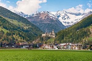 Slunce, hory, wellness: 4 * hotel Tubris v Itálii...