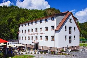 5 denní rodinný pobyt v luxusním resortu na Hrubé Vodě u Olomouce...