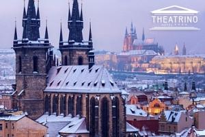 Pobyt**** v Praze pro dva se snídaní...
