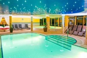 Miskolc: Calimbra Wellness Hotel **** s wellness a polopenzí + saunové seance...