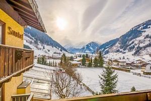 Vysoké Taury: Hotel Sonnhof *** jen 1 km od ski areálu s polopenzí a wellness...