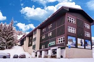 Špindlerův Mlýn v Hotelu Lenka *** přímo ve ski areálu + polopenze a sauna...