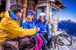 Rakouské Alpy v Hotelu Evianquelle *** s polopenzí, wellness a slevovou kartou...