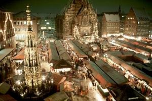 Advent v Norimberku - Navoďte si tu správnou atmosféru...
