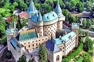3denní pobyt pro dvě osoby v Bojnicích na Slovensku s lahodnou polopenzí, wellness, bazén, fitness....
