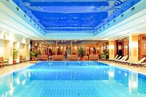 Budapešť: Danubius Health Spa Resortu Margitsziget **** s termálním wellness...