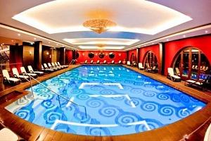 Budapešť v oceněném Hotelu Stáció **** s neomezeným wellness a polopenzí...