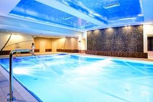 Luxusní wellness u Krakova v Hotelu Mercure Conference & Spa **** s polopenzí...