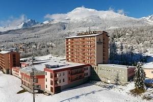 Zimní wellness pobyt na nejvyšší úrovni v GRAND HOTEL BELLEVUE****...