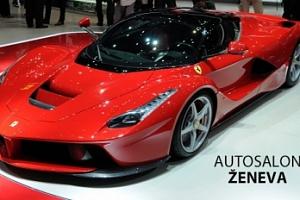 3denní březnový zájezd na Autosalon v Ženevě vč. vstupenky...
