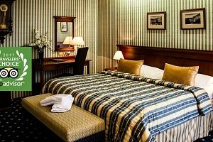 Golf Hotel Morris**** v Mariánských Lázních s polopenzí a procedurami...