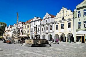 Jižní Čechy aktivně a pohodově v prostorném apartmánu nedaleko Třeboně...