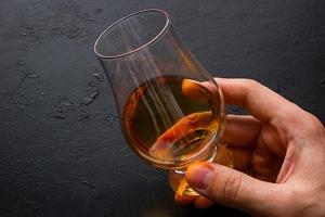 Degustace špičkových alkoholů...