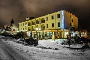 Relax v hotelu Smokovec v Tatrách přes zimu i léto 2019...