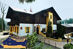 Hotel Orion s výhledem na Ještěd se snídaní, děti do 15 let zdarma...