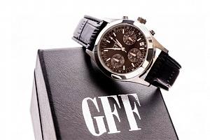 Pánské hodinky model GFF Chronograph s poštovným zdarma...