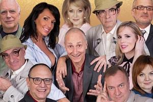 Lístek na komedii Drahá legrace 27.12.2018 v Olomouci...