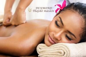 Thajská masáž dle výběru od certifikovaných Thajek až na 120 min....