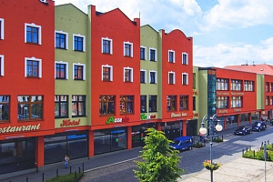 Hotel Lužan**** v Českém Švýcarsku s procedurami a polopenzí...