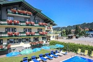 Rakouské Alpy v Hotelu Unterberghof **** s polopenzí a bazénem + děti zdarma...