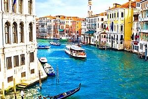Velikonoce v Benátkách pro 1 osobu. Vychutnejte si kouzlo a výzdobu velikonočních svátků v Benátkách...