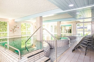 Německo v AktiVital Hotelu *** s polopenzí, termálním wellness a aktivitami...