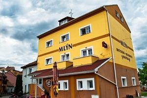 Penzion Mlýn v Bořeticích s polopenzí, platnost až do srpna 2019...