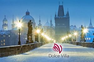 Praha, 3 dny pro dva v 4* hotelu v Divoké Šárce + snídaně, bowling...