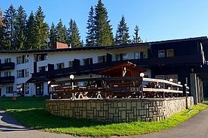 Lyžařské středisko Horní Bečva a pobyt v Hotelu Bečva na 3-8 dní pro dva, polopenze, infrasauna....