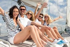 Plavba na jachtě pro 1 osobu z chorvatského letoviska Sukošan...