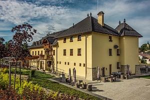 Relax na Slovensku s privátním wellness v penzionu Chateau Hunting***...