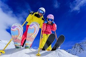 Dolomity v Depandanci Hotelu Europa *** se snídaní jen 10 minut od ski areálu...